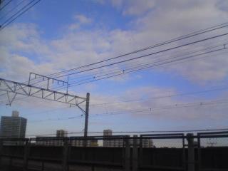 ■2009/12/29(火) さらば東京 / 9:25am