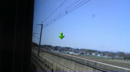 ■2010/3/30(火) 上り新幹線 / 11:00am