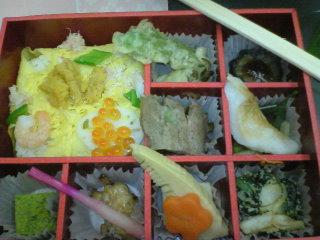 ■2010/10/13(水) 一人駅弁 / 6:50pm