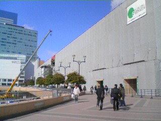 ■2011/4/4(月)仙台駅 / 8:23pm