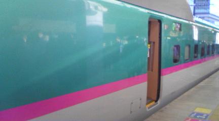 ■2011/12/30(金) 仙台へ / 9:00am