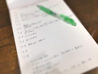 ■2013/12/31 来年を決める / 6:20pm